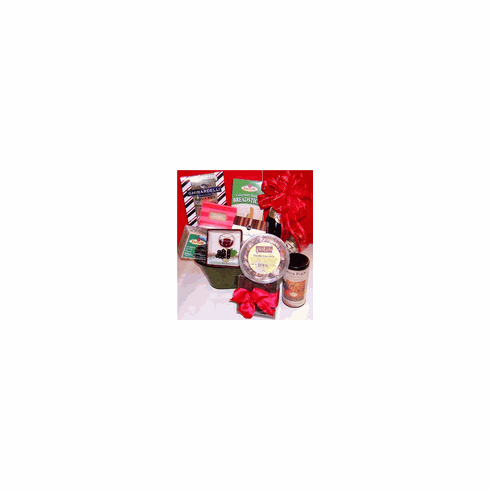 Valentine Day gourmet gift baskets