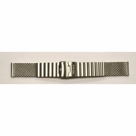 22/24mm MESH BRACELET STAINLESS STEEL