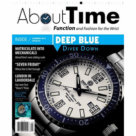 About Time Magazine June 2015