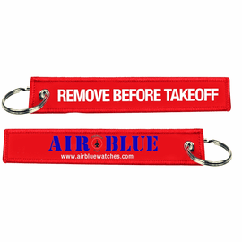 AIR BLUE KEYCHAIN