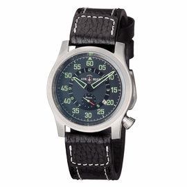 AIR BLUE PAPA PRAESTO PILOT WATCH
