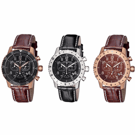 AIR BLUE PILOTS CHRONOGRAPH-2 COLORS