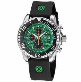 AP CHRONOGRAPH ALL PURPOSE QUARTZ DIVER GREEN