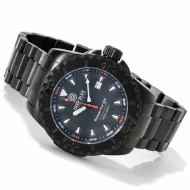 Blue Water BLACK MOP  BLACK PVD
