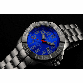 BLUETECH ABYSS II  T-100 TRITIUM SWISS AUTOMATIC BLUE DIAL