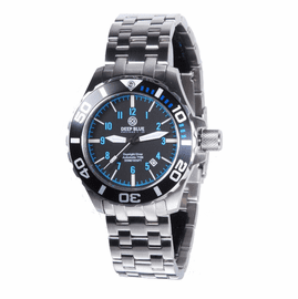 Day Night Diver Blue dial