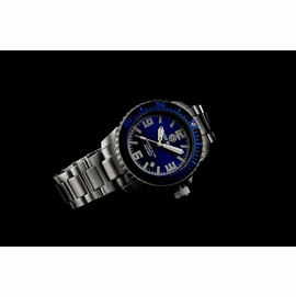 Daynight 32 T-100 Automatic – 32 Tritium Tubes Blue Dial