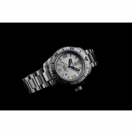Daynight 32 T-100 Automatic – 32 Tritium Tubes Silver Dial