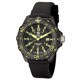 DAYNIGHT DIVER TRITIUM BLACK/GREEN