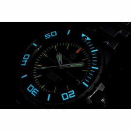 DAYNIGHT -RECON  T100 TRITIUM SWISS MADE BLK