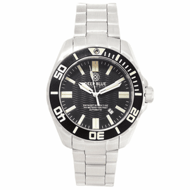 DayNight Scuba - Black Dial BLUE tubes SOLD OUT