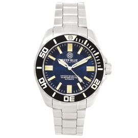 DayNight Scuba - Blue Dial GREEN Tubes SOLD OUT