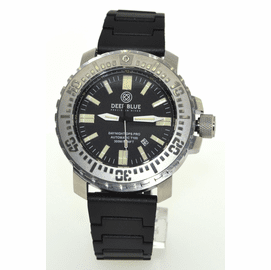 DAYNIGHT T100 OPS PRO MILITARY TRITIUM FLAT TUBES -48MM  SS On Poly Bracelet