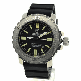 DAYNIGHT T100 OPS PRO MILITARY TRITIUM FLAT TUBES -48MM Stainless On Silicon
