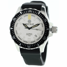 DAYNIGHT T100 OPS TRITIUM FLAT TUBES -WHITE DIAL