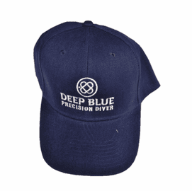 Deep Blue Hat - NAVY