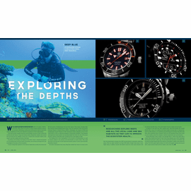 Deep Blue in IW magazine June 2014 Dive Issue