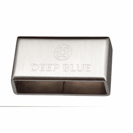 DEEP  BLUE  KEEPER 20/22mm SS