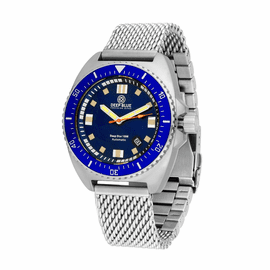 Deep Star 1000 - Blue Dial 9015 Movement