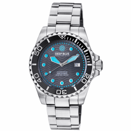 DIVE MASTER 500 SWISS AUTOMATIC DIVER GREY
