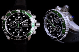 DIVER 1000 40MM QUARTZ CHRONOGRAPH DIVER