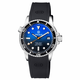 DIVER 1000 II  40MM  AUTOMATIC DIVER  BLACK CERAMIC BEZEL - BLUE BLACK GRADIENT  DIAL
