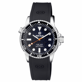 DIVER 1000 II  40MM  AUTOMATIC DIVER  BLACK CERAMIC BEZEL - BLUE SANDSTONE DIAL