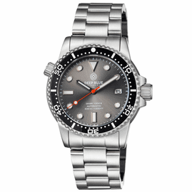 DIVER 1000 II 40MM AUTOMATIC DIVER BLACK CERAMIC BEZEL –GREY SUNRAY DIAL
