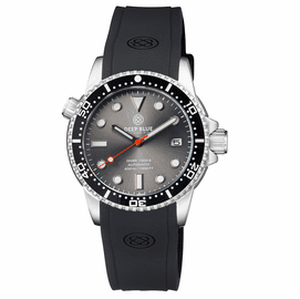 DIVER 1000 II 40MM AUTOMATIC DIVER BLACK CERAMIC BEZEL �GREY SUNRAY DIAL