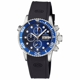 DIVER 1000 40MM QUARTZ CHRONOGRAPH  DIVER DARK BLUE BEZEL DARK BLUE  DIAL