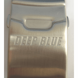 Engraved Clasp w/Diver Extension
