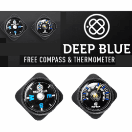 FREE COMPASS AND THERMOMETER KIT WITH EVERY DAYNIGHT PC/TITANIUM PURCHASE