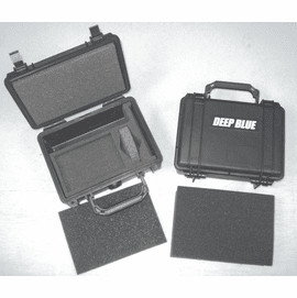 Genuine Pelican Case with pick pluck foam