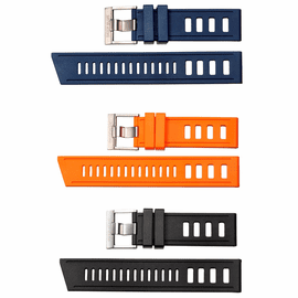 HYDRO 91 NATURAL RUBBER STRAP 24mm OR 22mm