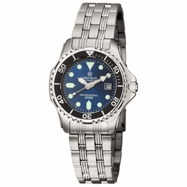 LADIES SEA PRINCESS DIVER WATCH - 2 COLORS