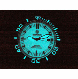 Lume Shot - White Dial