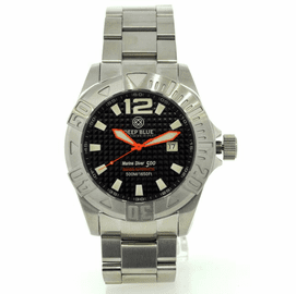 MARINE DIVER 500 Black/Orange