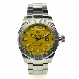 MARINE DIVER 500 Yellow