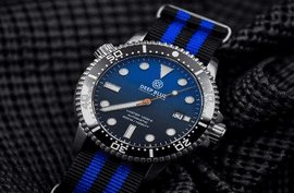 MASTER  1000 GEN2 44MM AUTOMATIC STRAP DIVER