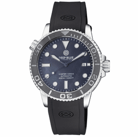MASTER 1000 II 44MM  AUTOMATIC DIVER BLACK PVD CERAMIC BEZEL �BLACK MOTHER OF PEARL  DIAL