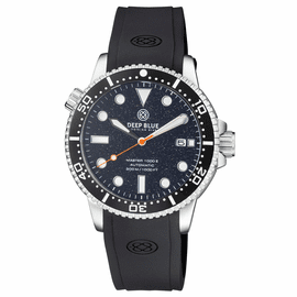 MASTER  1000 II  44MM  AUTOMATIC DIVER BLACK CERAMIC BEZEL - BLUE SAND STONE DIAL