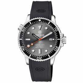 MASTER  1000 II  44MM  AUTOMATIC DIVER BLACK CERAMIC BEZEL -GREY SUNRAY DIAL