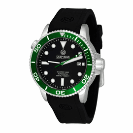 MASTER 1000 SIDE VIEW GREEN  BLACK