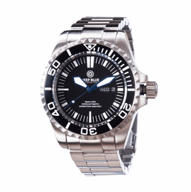 Master 2000 Day Date  Diver – Black Black  Blue