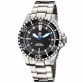 MASTER 2000 SWISS AUTOMATIC DIVER � BLACK-BLACK-BLUE