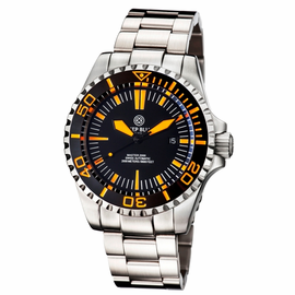 MASTER 2000 SWISS AUTOMATIC DIVER � BLACK/ORANGE-BLACK-ORANGE