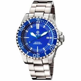 MASTER 2000 SWISS AUTOMATIC DIVER – BLUE-BLUE-BLUE