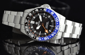 08e3413aaf9 MASTER 500 42MM GMT AUTOMATIC DIVER