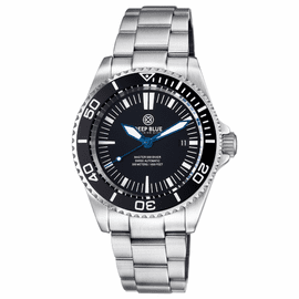 MASTER 500 42MM  SWISS AUTOMATIC DIVER BLACK DIAL