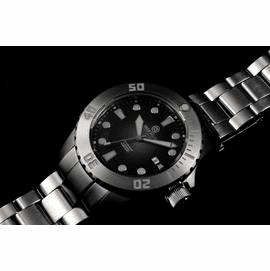 MASTER DIVER AUTOMATIC COOL GREY DIAL